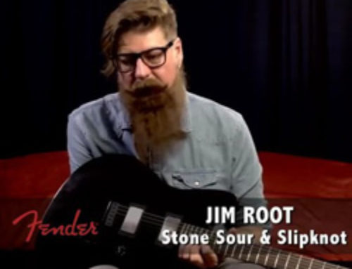 Fender Jazzmaster Signature Jim Root