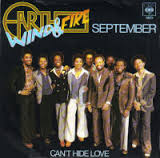 earth wing and fire - september