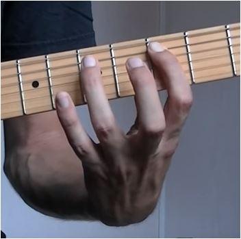 Passer rapidement les accords à la guitare