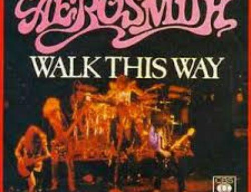 Walk this way – Aerosmisth (débutants)