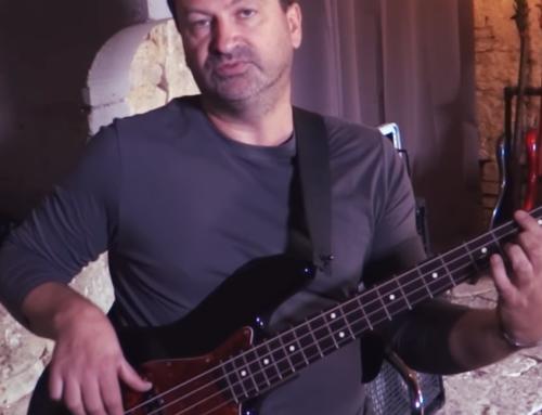 Les routines à la guitare basse pour les débutants