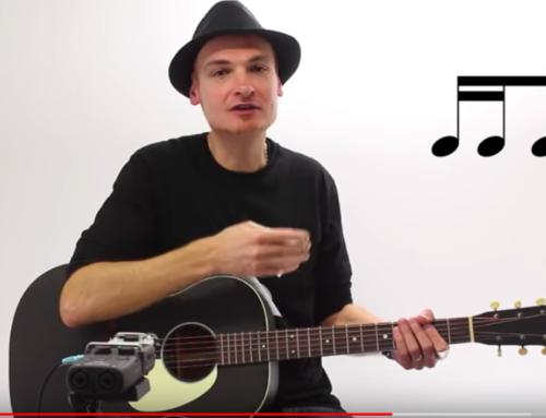 Rythmiques à la guitare pour débutants