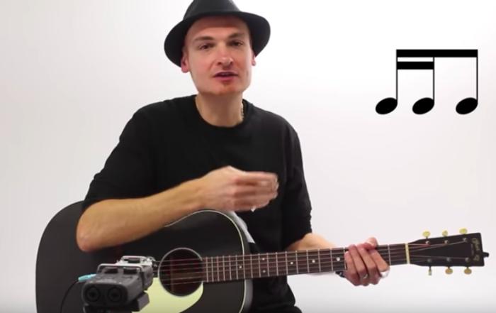 Apprendre les rythmiques à la guitare