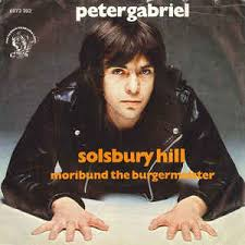Pochette de l'album Sosbury Hill de Peter Gabriel