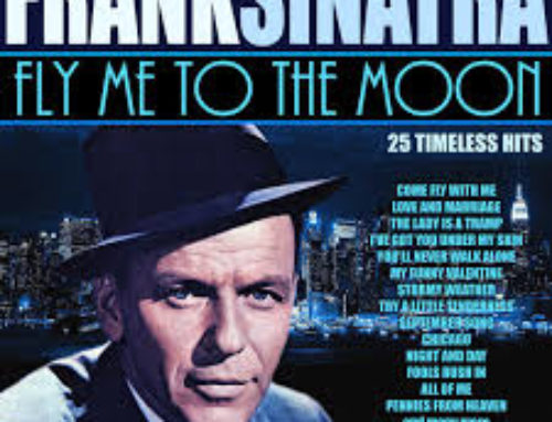 Fly Me To The Moon – Frank Sinatra