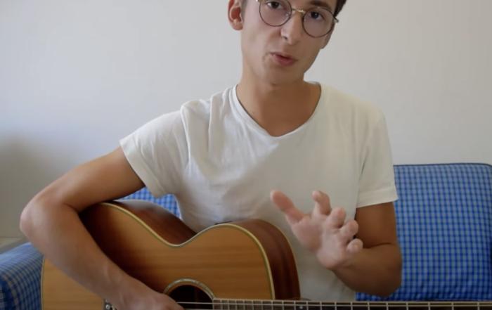 tuto de guitare débutants